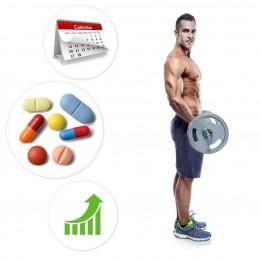 Безопасный курс стероидов Метан и Оксандролон
