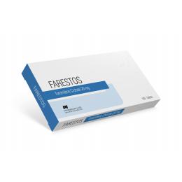 Торемифена цитрат PharmaCom Labs 100 таблеток (1 таб 20 мг)