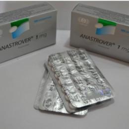 Anastrover (Анастрозол) Vermodje 25 таблеток (1 таб 1 мг)