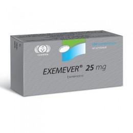 Ексемевер VERMODJE 100 таблеток (1 таб 25 мг)