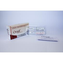 Гонадотропин (ХГЧ) Ovigil (1 ампула 1 мг) 5000 Ед