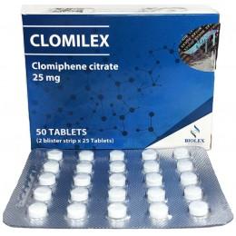 Кломид Biolex 50 таблеток (1таб 25 мг)