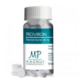 Провирон Magnus Proviron 50 таблеток (1 таб 25 мг)