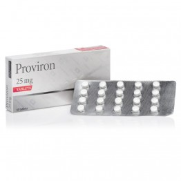 Провирон Swiss Remediess Proviron 60 таблеток (1 таб 25 мг)