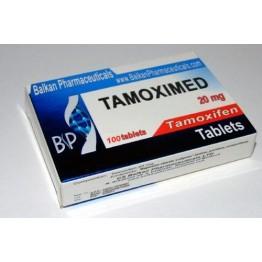 Tamoximed (Тамоксифен) Balkan 100 таблеток (1 таб 20 мг)