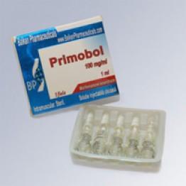 Примоболан соло + Анастрозол