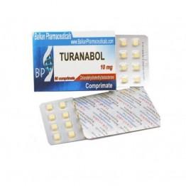 Туринабол соло + Тамоксифен