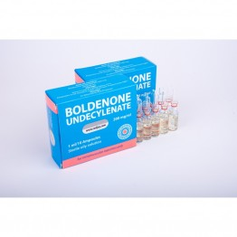 Болденон (oil) RADJAY 10 ампул по 1 мл (1 амп 200 мг)