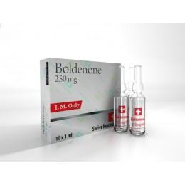 Болденон SWISS REMEDIES 10 ампул (250 мг/1 мл)