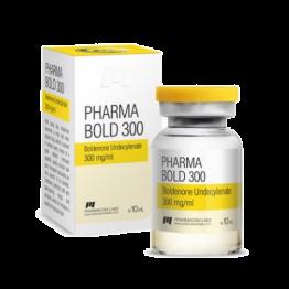 PharmaBold 300 (Болденон) PharmaCom Labs баллон 10 мл (300 мг/1 мл)