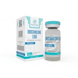 Дростанолон энантат Novagen Drostanolone E300 флакон 10 мл (1мл 300мг)