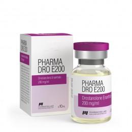 Pharma DRO E200 (Мастерон Энантат) PharmaCom Labs 10 мл (200 мг/1мл)