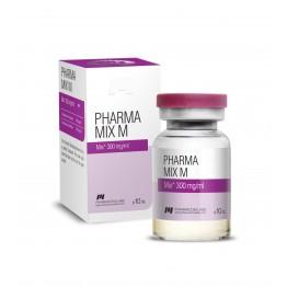 Pharma Mix M300 (Микс мастерона) PharmaCom Labs баллон 10 мл (300 мг/1 мл)