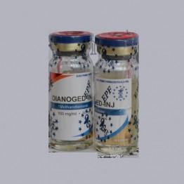 Метан инъекционный EPF баллон 10 мл (100 мг/1 мл)