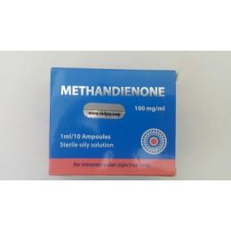 Метан (oil) RADJAY 10 ампул по 1 мл (1 амп 100 мг)