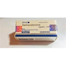 Жидкий метан Methandienon ZPHC флакон 10 мл (50 мг/1 мл)