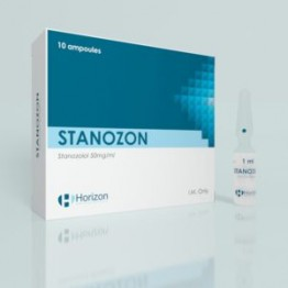Винстрол (Stanozon) Horizon 10 ампул (50 мг/1 мл)