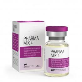 Pharma Mix 4 (Микс стероидов) PharmaCom Labs баллон 10 мл (600 мг/1 мл)