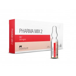 Pharma Mix 2 PharmaCom Labs 10 ампул по 1 мл (1 амп 250 мг)