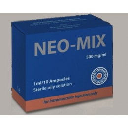 Нео-микс (oil) Radjay 10 ампул по 1 мл (1 амп 500 мг)