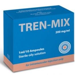 Трен-микс (oil) RADJAY 10 ампул по 1 мл (1 амп 200 мг)
