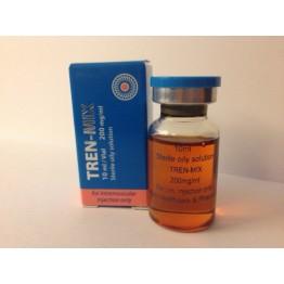 Трен-микс (oil) RADJAY баллон 10 мл (200 мг/1 мл)