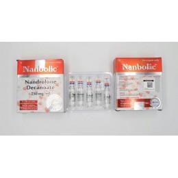 Нандролон деканоат Cooper 10 ампул по 1 мл (1 амп 250 мг)