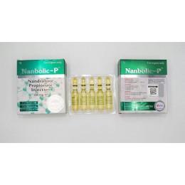 Nanbolic-P (Нандролон пропионат) Cooper 10 ампул (200 мг/1 мл)