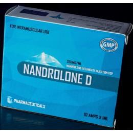 Нандролон деканоат Ice Pharma 10 ампул по 1 мл (1 амп 250 мг)