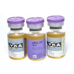 Дека Libol-300 Lyka Labs баллон 10 мл (300 мг/1 мл)
