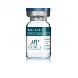 Нандролон деканоат Magnus Nandro D флакон 10 мл (250 мг/1 мл)