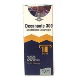 Decanoate 300 olimp labs баллон 10 мл (300 мг/1 мл)
