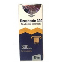 Decanoate 300 olimp labs баллон 10 мл (300 мг/1 мл)