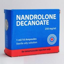 Нандролон деканоат (oil) Radjay 10 ампул по 1 мл (1 амп 250 мг)