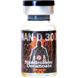 Nan D 300 (Дека, Нандролон деканоат) UFC Pharm баллон 10 мл (300 мг/1 мл)