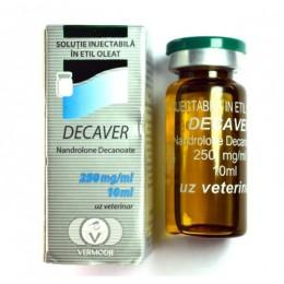 Decaver (Дека, Нандролон деканоат) Vermodje баллон 10 мл (200 мг/1 мл)