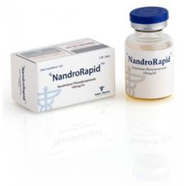NandroRapid (Дураболин) Alpha Pharma баллон 10 мл (100 мг/1 мл)