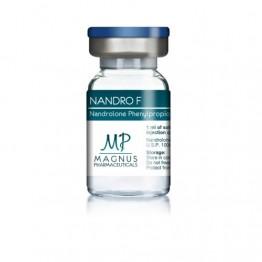 Нандролон фенилпропионат Magnus Nandro F флакон 10 мл (100 мг/1 мл)