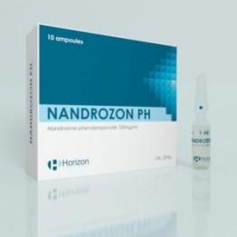 Nandrozon-PH (Нандролон фенилпропионат) Horizon 10 ампул (100 мг/1 мл)