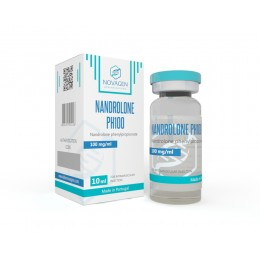 Нандролон фенилпропионат Novagen Nandrolone PH100 флакон 10 мл