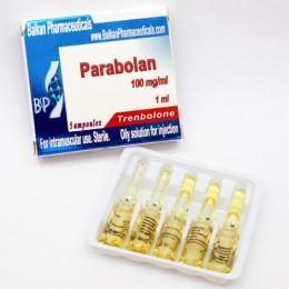 Parabolan (Тренболон) Balkan 10 ампул по 1 мл (1 амп 100 мг)