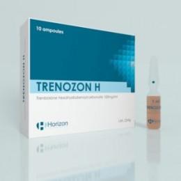 Параболан (TRENOZON H) Horizon 10 ампул (100мг/1мл)