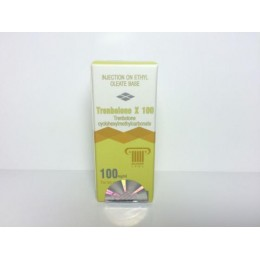 Trenbolone X (Тренболон гексагидробензилкарбонат) Olymp labs баллон 10 мл (100 мг/1 мл)