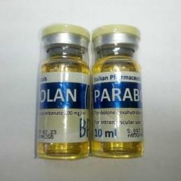 Параболан Balkan флакон 10 мл (100 мг/1 мл)