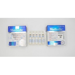 Примоболан (Metbolic) Cooper 10 ампул по 1 мл (1 амп 100 мг)