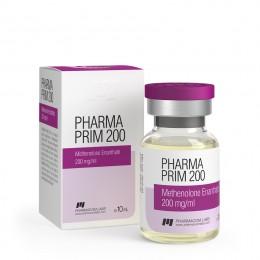 Pharma Prim 200 (Метенолон, Примоболан) PharmaCom Labs баллон 10 мл (200 мг/1 мл)