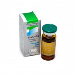 Primover 100 (Метенолон, Примоболан) Vermodje баллон 10 мл (100 мг/1 мл)