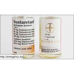 Sustaretard Depot (Сустанон) Bayer Schering Pharma баллон 10 мл (250 мг/1 мл)