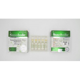 Сустанон Cooper 10 ампул по 1 мл (1 амп 250 мг)