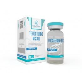 Сустанон Novagen Testosterone Mix 300 флакон 10 мл (1мл 300мг)